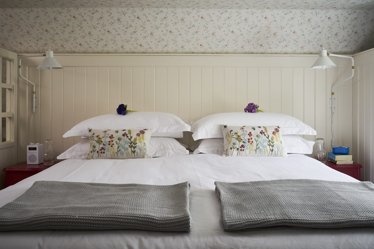 Luxury family self catering at The Boathouse Rothiemurchus