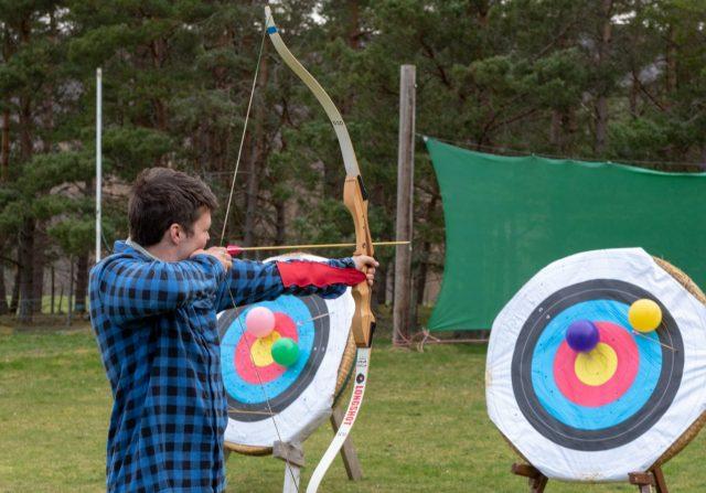 Archery, Rothiemurchus